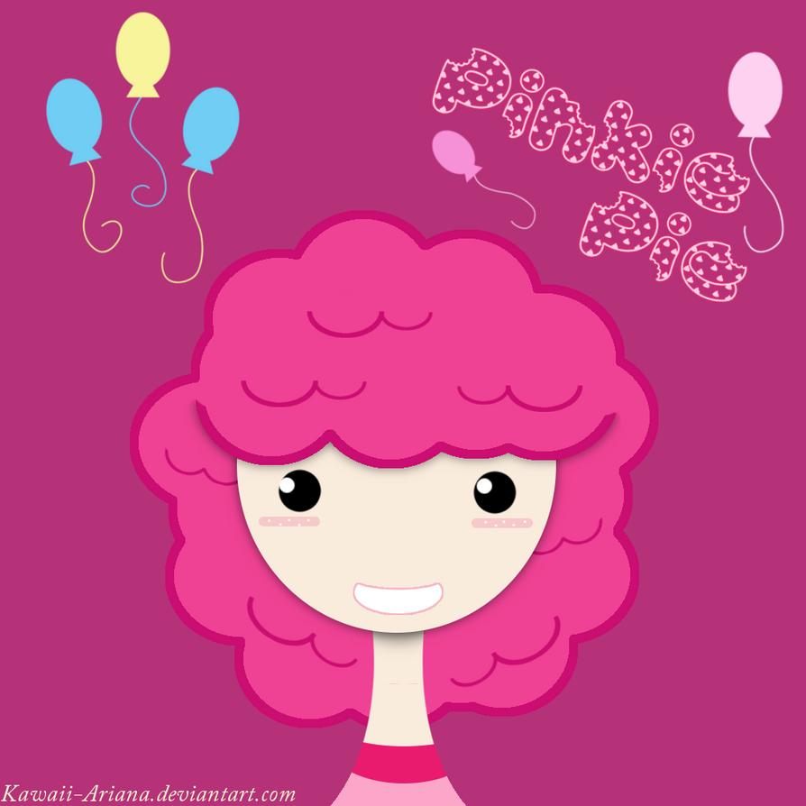 Pinkie Pie Chibi by Kawaii-Ariana
