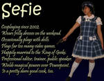 Sefie's Deviant ID