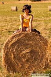 FF8 Selphie - Ride 'Em Cowgirl