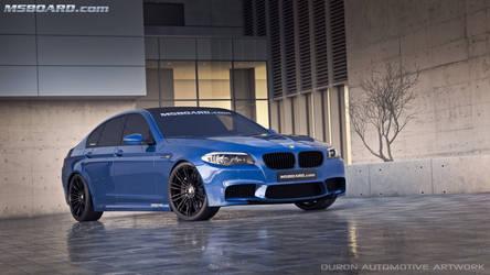 BMW_M5_F10_Design B_IX by DuronDesign