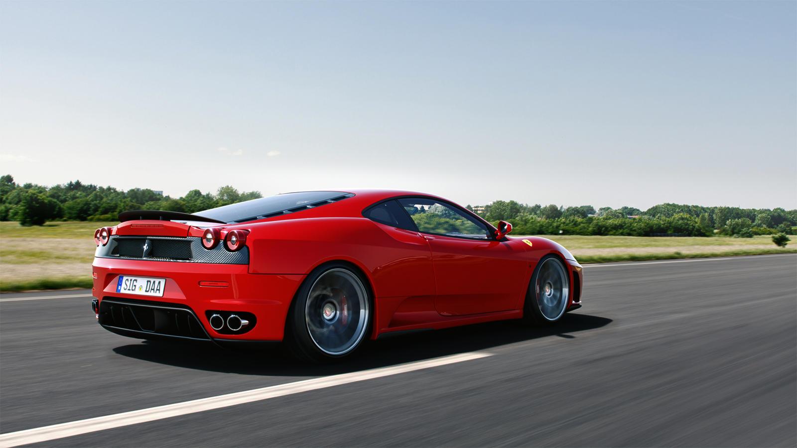 Ferrari F430 | ADV.1 | Runway by DuronDesign