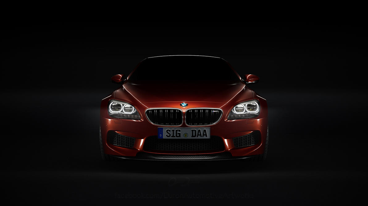 BMW M6 WiP | Wallpaper by DuronDesign