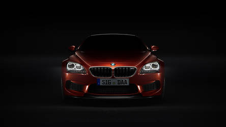 BMW M6 WiP   Wallpaper by DuronDesign