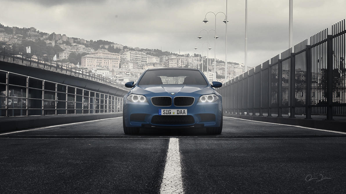 BMW M5 2012 | Genova by DuronDesign