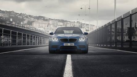 BMW M5 2012   Genova by DuronDesign