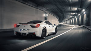 458 Italia | ADV.1 | Maground Tunnel