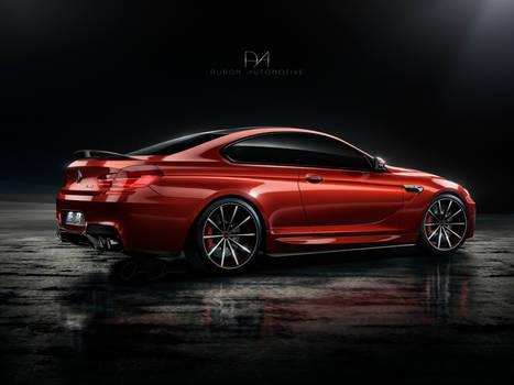 DA M6 F13 | New Rims