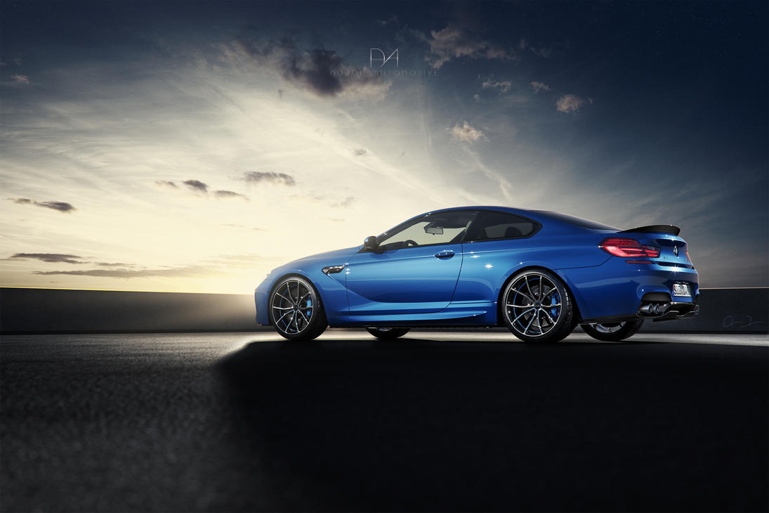 BMW M6 | DuronAutomotive | Sunset by DuronDesign