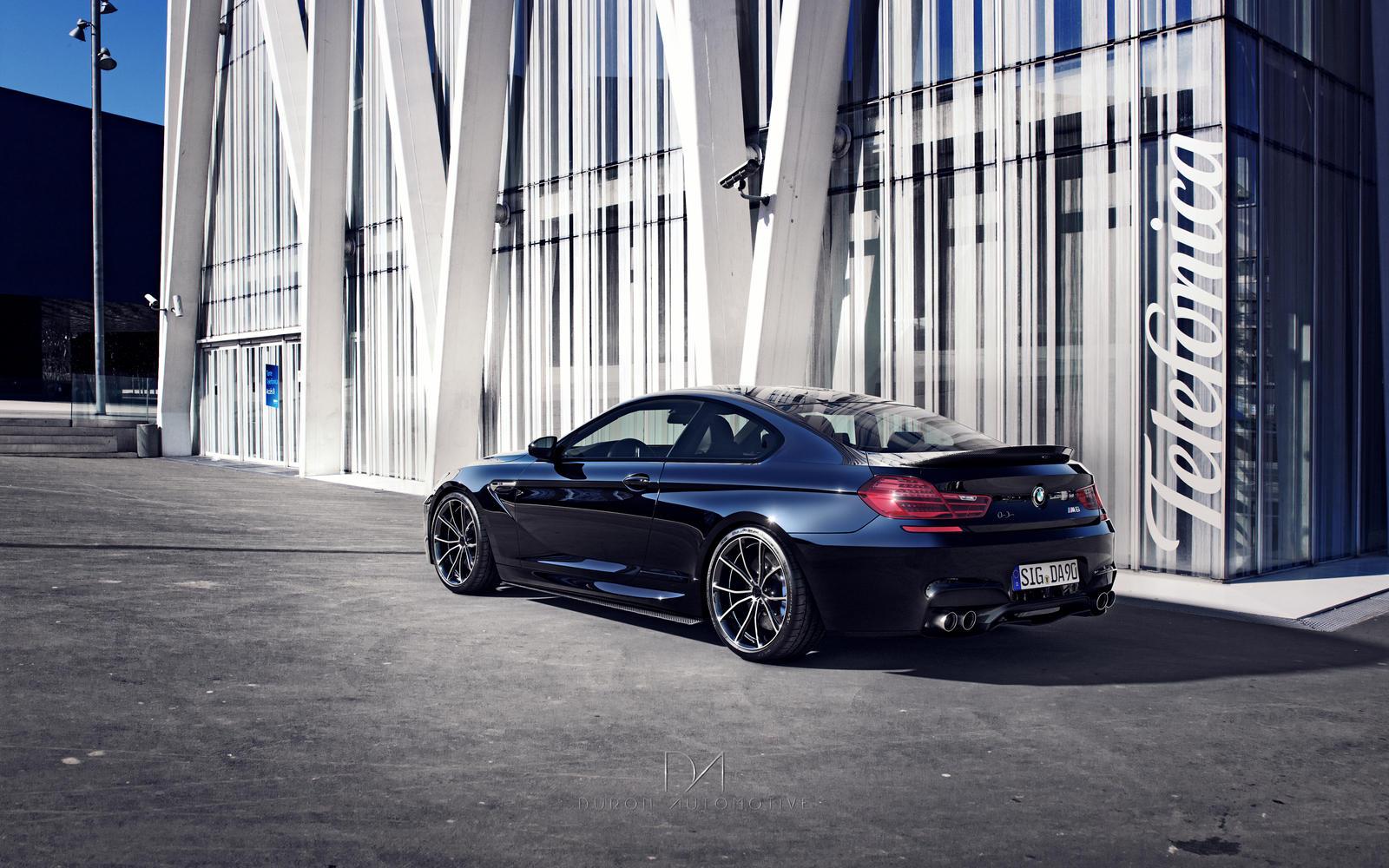 BMW M6 | DuronAutomotive | 6K by DuronDesign