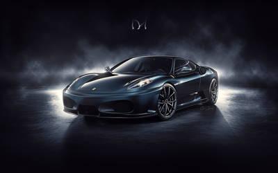 F430   Midnight Black by DuronDesign