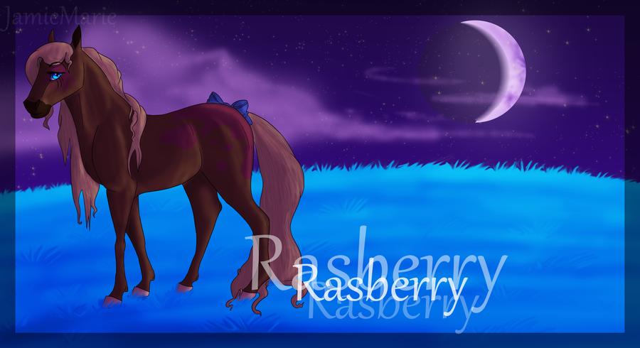 Raspberry Dream by LittleRavine