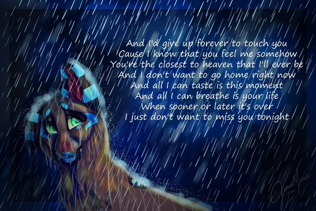 Let it rain by LittleRavine