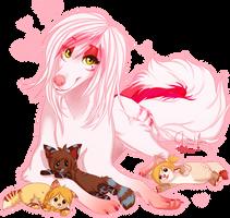 Sakura :: Gift by LittleRavine