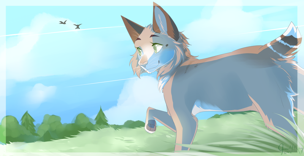 What a Beautiful Day by LittleRavine