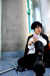 Katekyo Hitman Reborn: Hibari by chuugoku