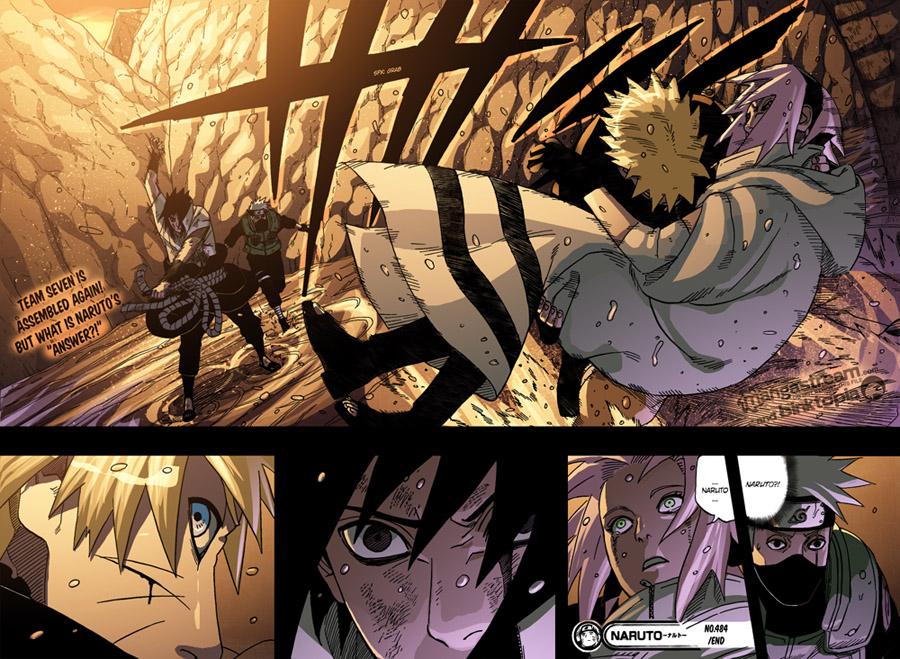 Naruto Colorido ~ os pais mais furiosos do planeta Março 2011