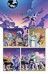 My Little Pony Issue 8 Page 1