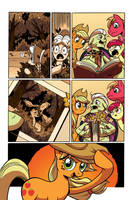 MLP Applejack Micro Page 6 by angieness