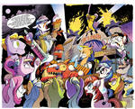My Little Pony Issue 11 Pages 12-13