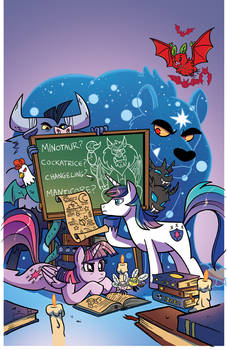 MLP FF 4 Cover