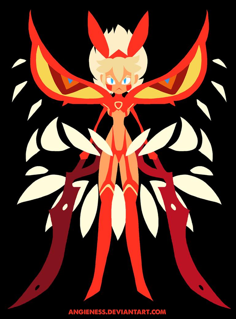 Ryuko Matoi Final Form Spoilers by angieness
