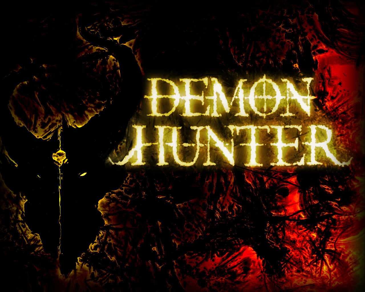 Demon hunter favourites by regubaarcher on deviantart for Demon hunter