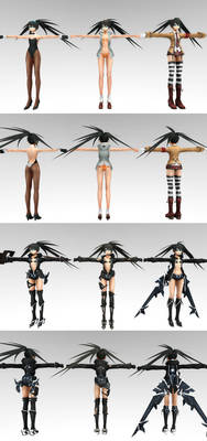 [Updated] Stella BRS all ver with correct T-pose