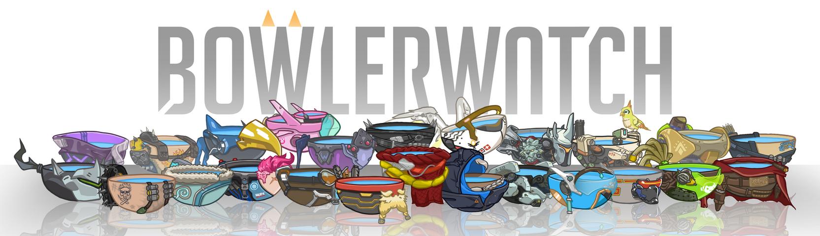 We are Bowlerwatch by Lukidjano