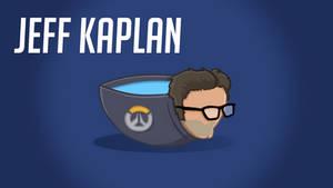 Jeff Kaplan as a lukewarm bowl of water