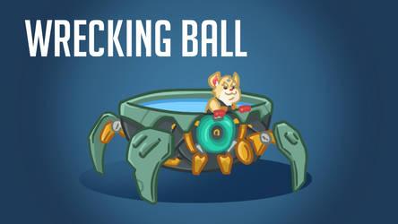 Wrecking Ball as a lukewarm bowl of water
