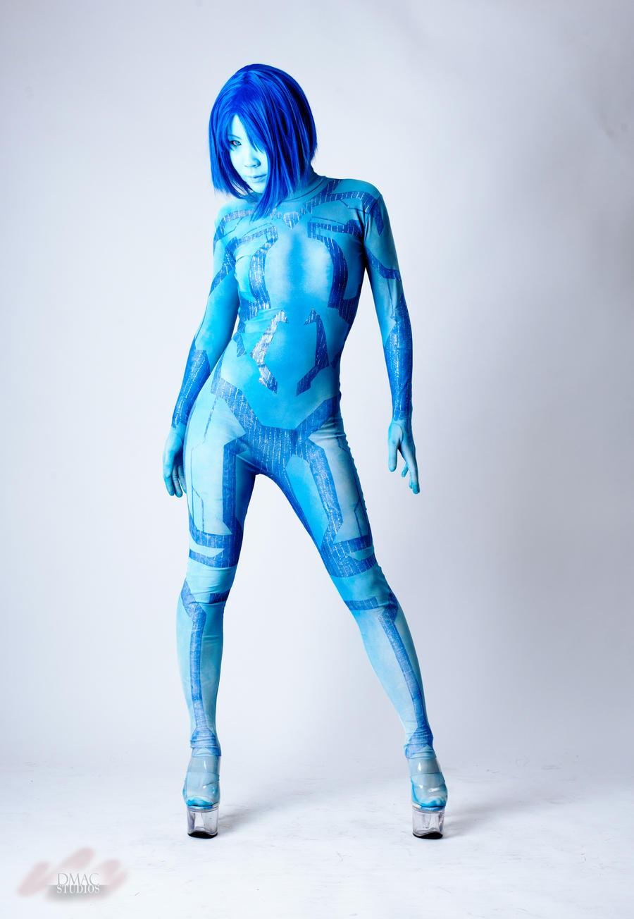 Halo - Cortana 12 by Hyokenseisou-Cosplay