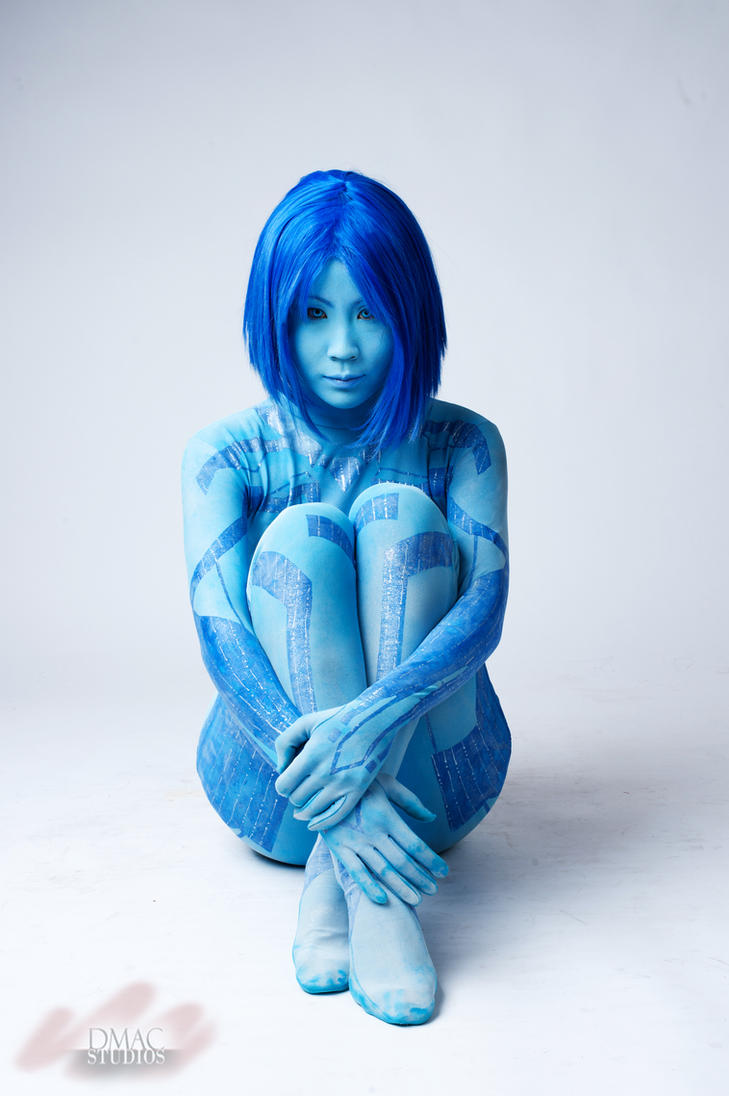 Halo - Cortana 14 by Hyokenseisou-Cosplay