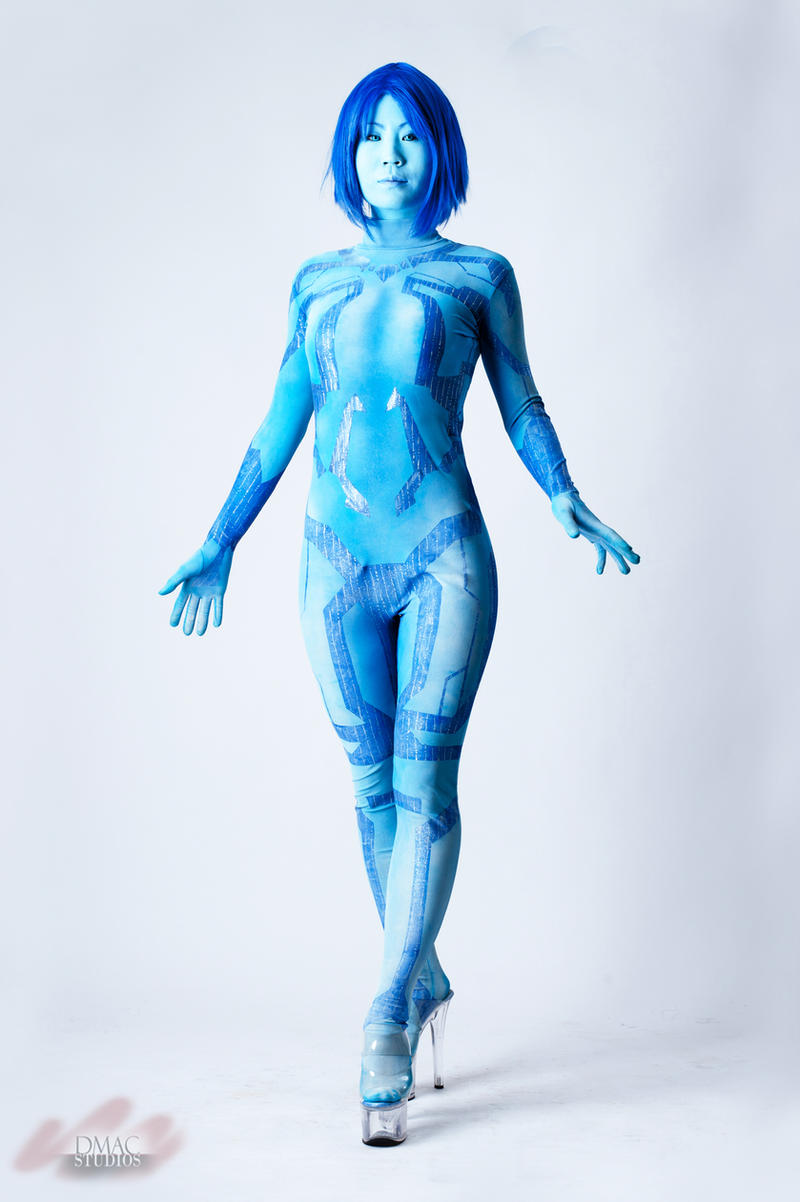 Halo - Cortana 15 by Hyokenseisou-Cosplay