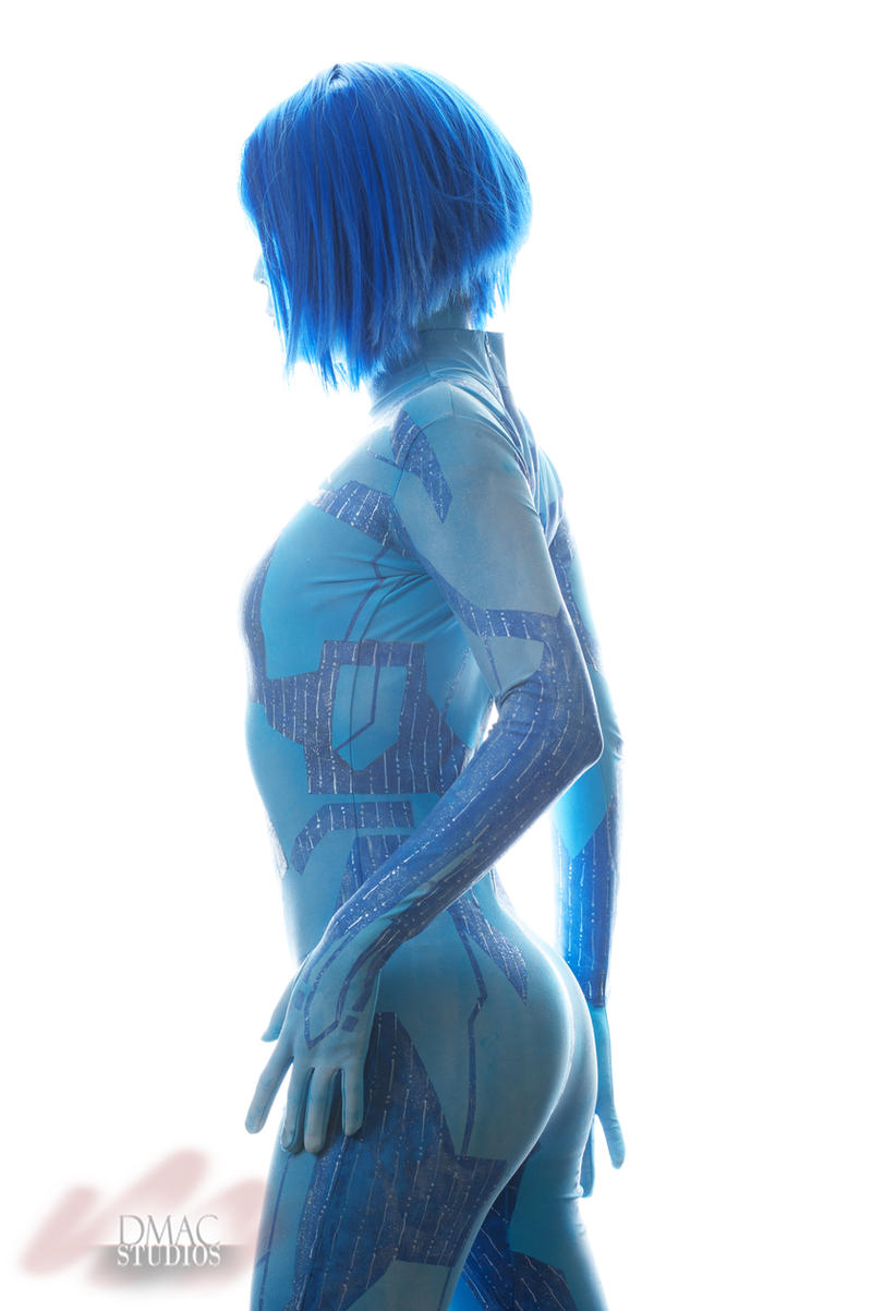 Halo - Cortana 18 by Hyokenseisou-Cosplay