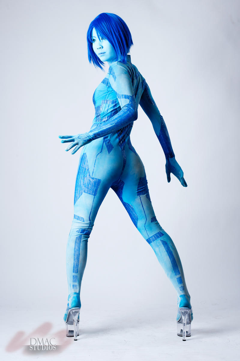 Halo - Cortana 25 by Hyokenseisou-Cosplay
