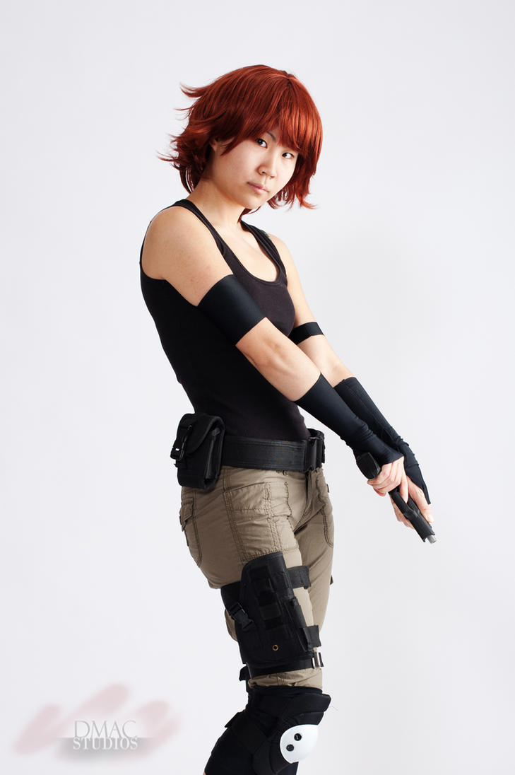 MGS - Meryl 2 by Hyokenseisou-Cosplay