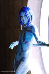 Halo - Cortana 32 by Hyokenseisou-Cosplay