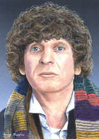 The Fourth Doctor by Arrowfire
