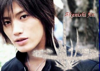 Akanishi Jinnie xD by soubibeloved