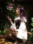 Luna Elf of Forest by Luna-Fantasma