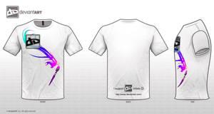 DA T-Shirt by Luna Fantasma