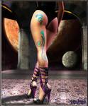Spherical beauties by Luna Fantasma