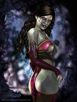Dressed to kill by Luna Fantasma