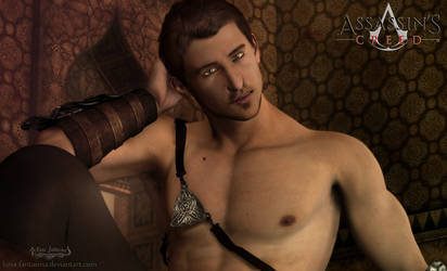 Altair Ibn La'Ahad by Luna Fantasma