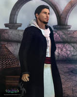 Malik Al Sayf Assassin's Creed by Luna-Fantasma