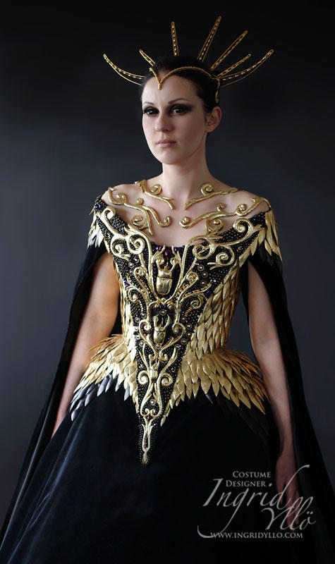 Costume for the Queens Gallery