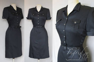 late 30s/early 40s dress