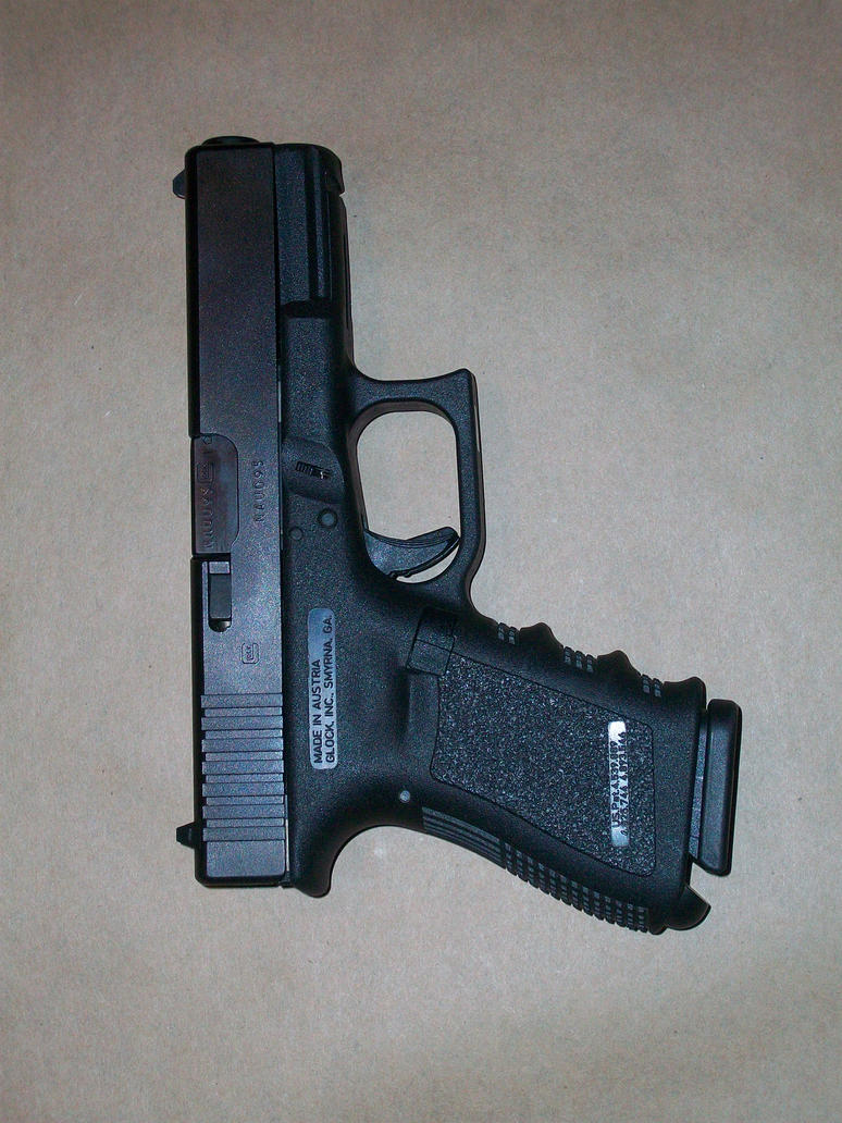 Stock Glock 41 by TheBitterBullet