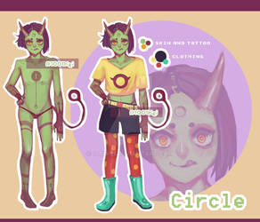 Circle - Adopt For Sale! [OPEN]