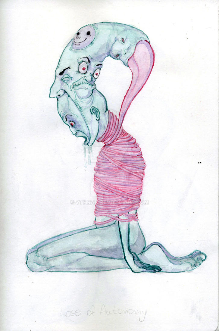 Claustrophobia by Ythran
